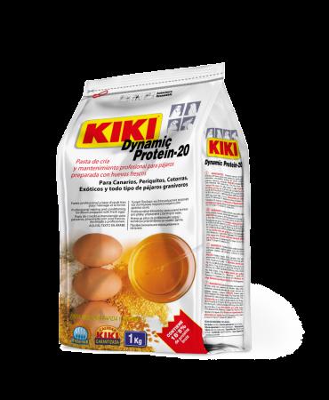 KIKI Dynamic Protein-20 Pasta de Cria
