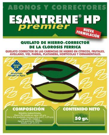 Quelato de Hierro Esantrene HP Premier 6% - Massó