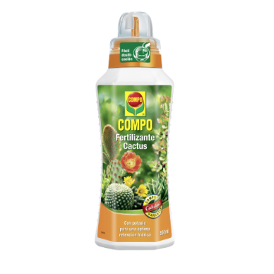 FERTILIZANTE CACTUS - COMPO - 500ml