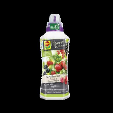 Fertilizante Fresas y Frutos Rojos - Compo - 500ml