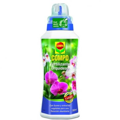 Fertilizante Orquídeas - Compo - 500ml