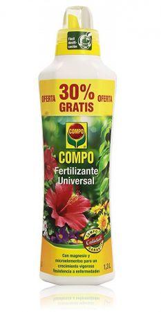 Fertilizante Universal Líquido - Compo - 1,3L