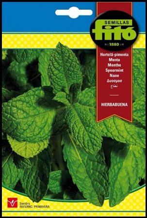 Hierbabuena - Semillas Fitó