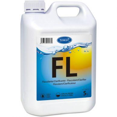 Floculante líquido piscina 5 L - Tamar