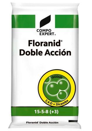 FLORANID DOBLE ACCIÓN 25 KG