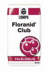 FLORANID CLUB - 25 KG