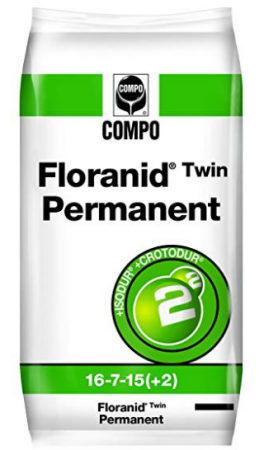 FLORANID TWIN PERMANENT, 25 kg