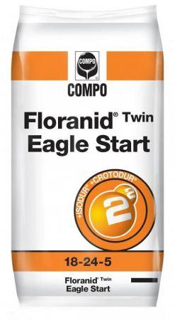 FLORANID TWIN EAGLE START - 25 KG