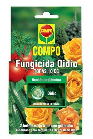 Fungicida Oidio Topas 10 EC - Compo - 10ml