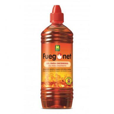 Gel para encendido Fuego Net - Massó - 1L