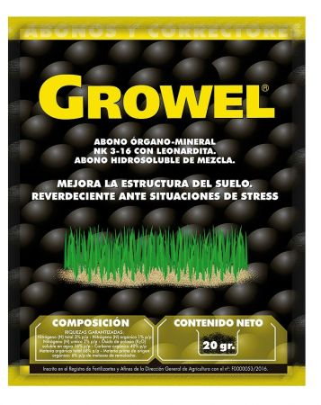 Abono hidrosoluble Growel - Massó - 20g