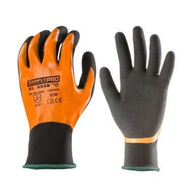 GUANTES SIMPLY PRO SL 555N