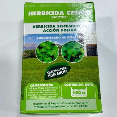 HERBICIDA CÉSPED DICOTEX - MASSÓ - 100cc