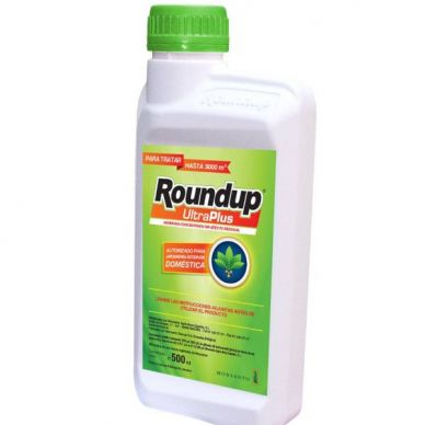 Herbicida RoundUp Ultra Plus - Monsanto - 500ml