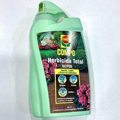 HERBICIDA TOTAL Glyfos - COMPO - 500ml