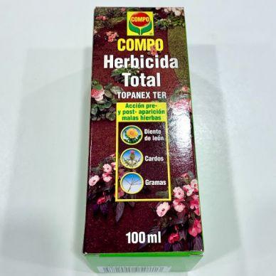 HERBICIDA TOTAL Topanex Ter - COMPO - 100ml