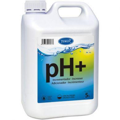 INCREMENTADOR DE pH 5 Litros - Tamar