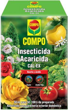 INSECTICIDA ACARICIDA - COMPO - 50ml