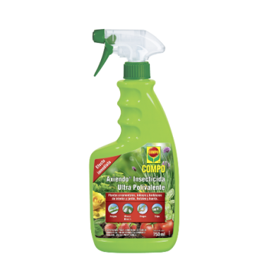 Insecticida Axiendo Ultra Polivalente - Compo - 750ml