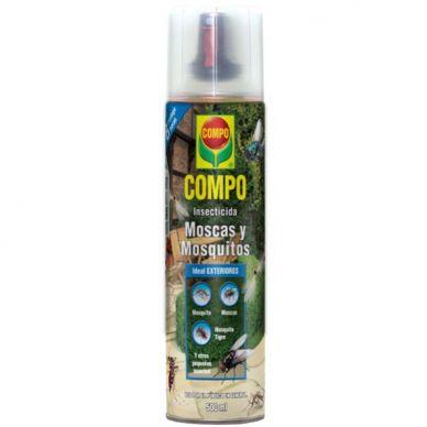 Insecticida Moscas y Mosquitos - Compo - 500ml