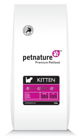 PETNATURE CAT KITTEN