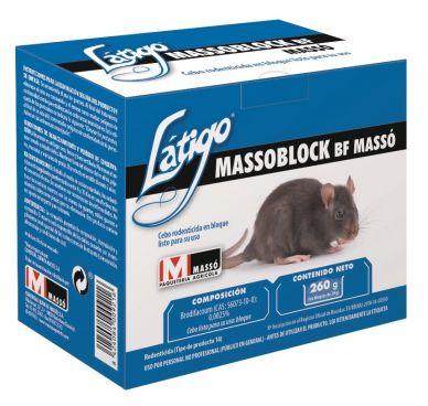 Latigo Massoblock, 260 gr