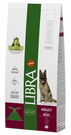 LIBRA DOG ADULT BUEY