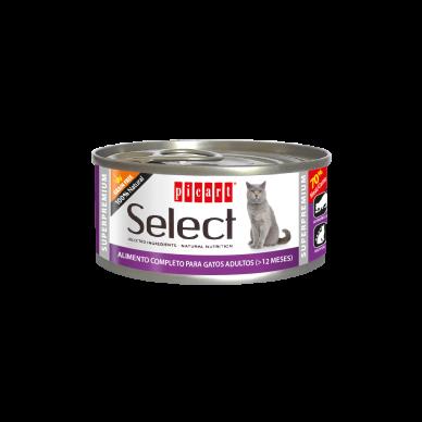 Select Cat Wet Adult Lata - Picart