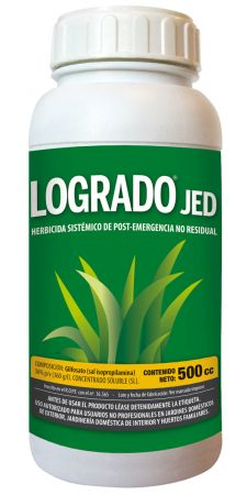 HERBICIDA LOGRADO JED - MASSÓ - 500cc