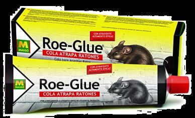 Cola Atrapa Ratones - Roe-Glue - 135g