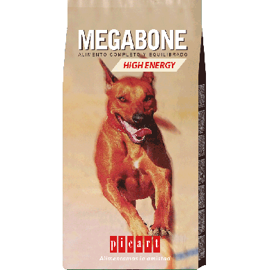 Megabone High Energy  - Picart - 20Kg