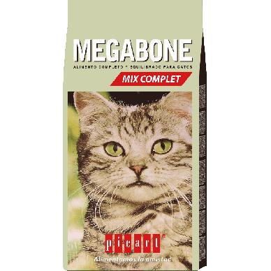 Megabone Mix Complet Cat - Picart - 20Kg