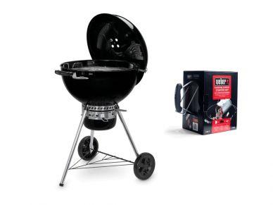 Barbacoa de Carbón Weber Master Touch E-5750 + Set de Encendido