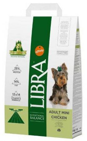 LIBRA DOG ADULT MINI