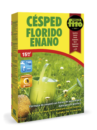 Césped Florido Enano