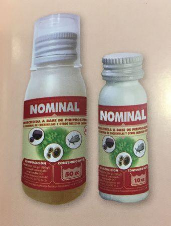 Insecticida Nominal JED - Massó