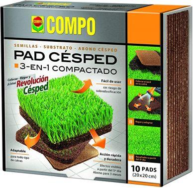 Pad Césped - Compo
