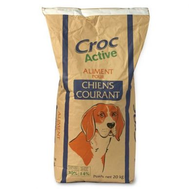 Pienso Perro Chiens Courant - Croc Active Coren - 20Kg