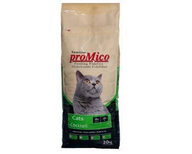 Pienso Gato Cats Cocktail - Sumicor Promico Coren