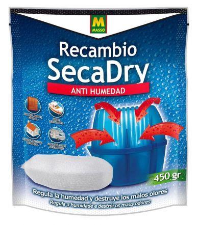 RECAMBIO SECADRY ANTIHUMEDAD MASSO 450 G