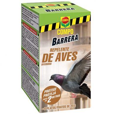 REPELENTE DE AVES BARRERA - COMPO