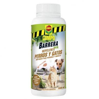 Repelente Perros y Gatos Barrera - Compo - 1L