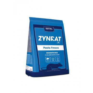 Raticida ZYNRAT BF Pasta Fresca 150 g - Zotal
