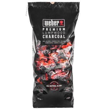 Carbón Vegetal Weber Premium 10 kg
