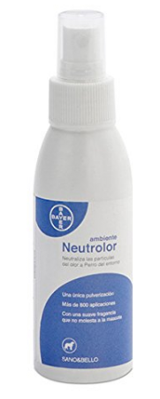 Neutrolor Ambiente para perro y gato Sano & Bello - Bayer - 120ml