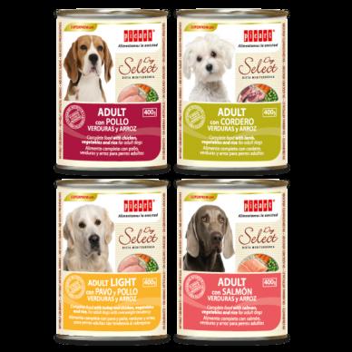Select Dog Adult Latas - Picart - 400g