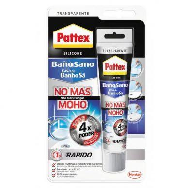 Silicona baño  NO Mas Moho 50 ml transparente - Pattex -