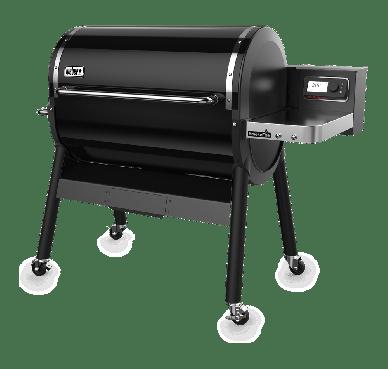Barbacoa de Pellets - Weber SmokeFire EX6