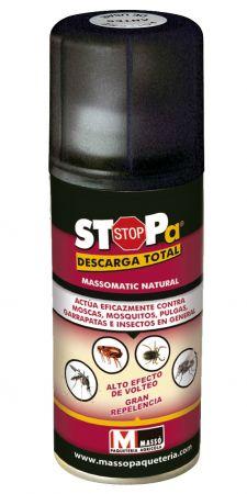 Insecticida STOPa Descarga Total - Massó