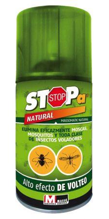 Aerosol Insecticida Stopa Natural